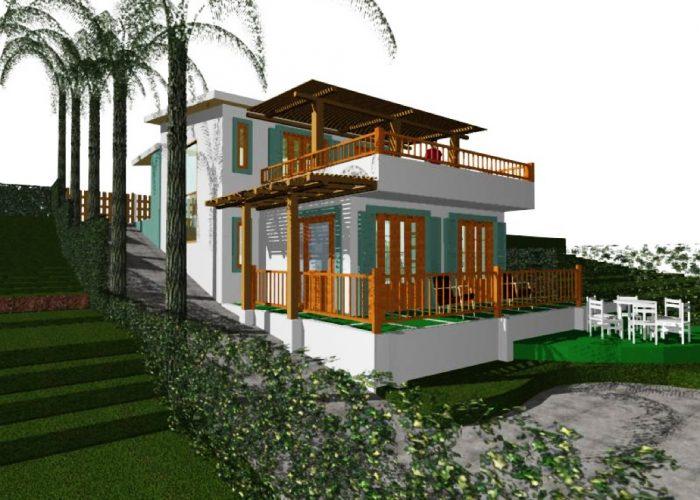 Casa da Lagoa-Fachada-Principal-Isometrica-02