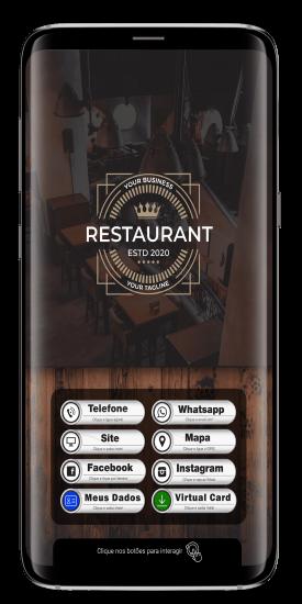 Mockup-SMARTPHONE virtual card - Restaurante-01